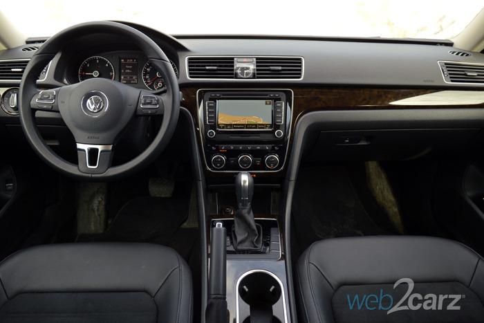 2015 Volkswagen Passat TDI SEL Premium Review | Web2Carz