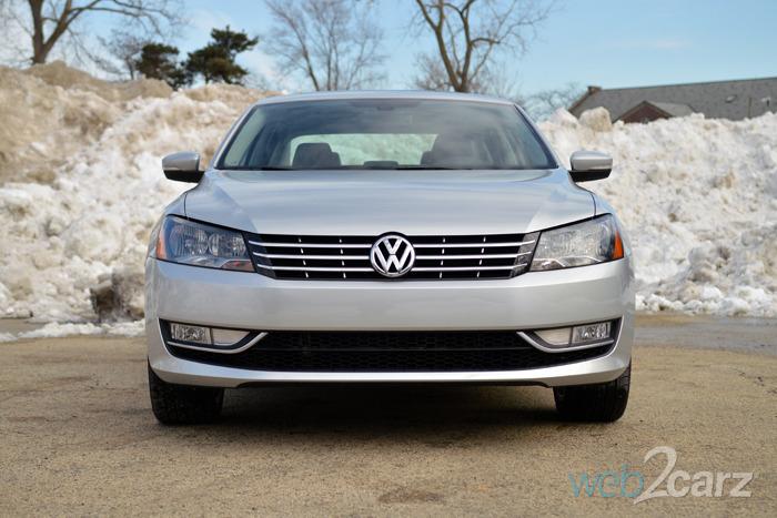 2015 Volkswagen Passat TDI SEL Premium Review