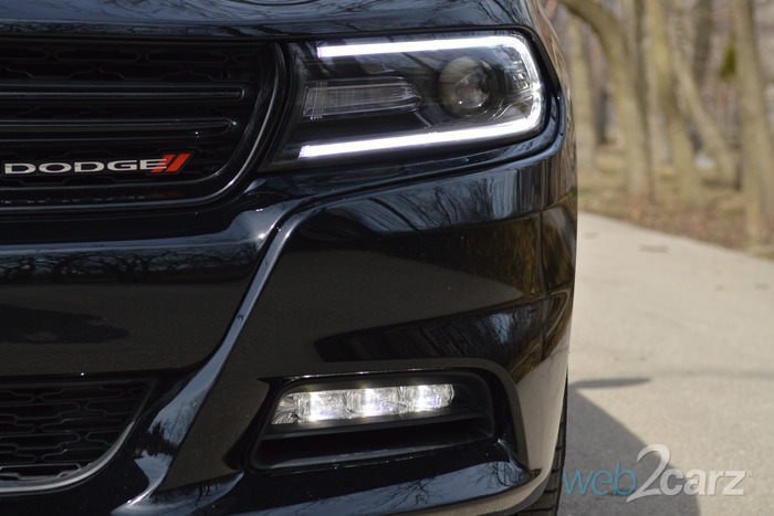 2015 Dodge Charger R/T Review | Web2Carz