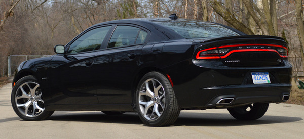 2015 Dodge Charger R T Review Web2carz