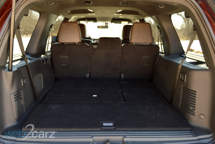2015 Ford Expedition King Ranch Review | Web2Carz