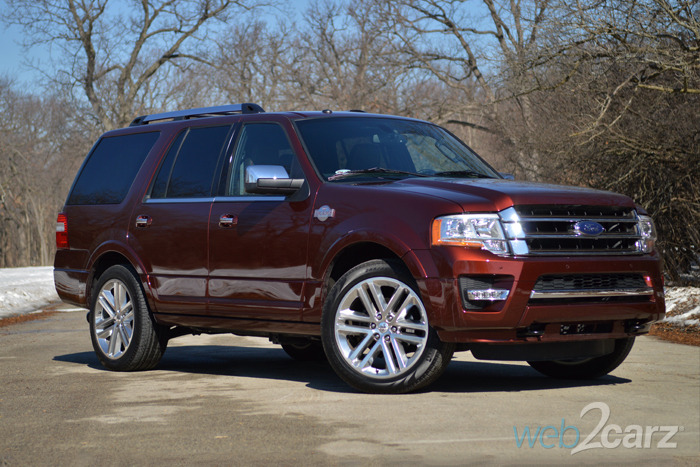 2015 Ford Expedition King Ranch Review