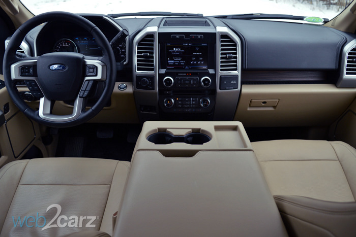 2015 ford f 150 4x4 lariat review