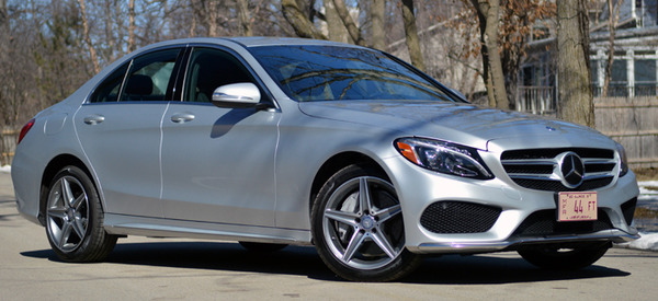 mercedes c300 4matic review 2015