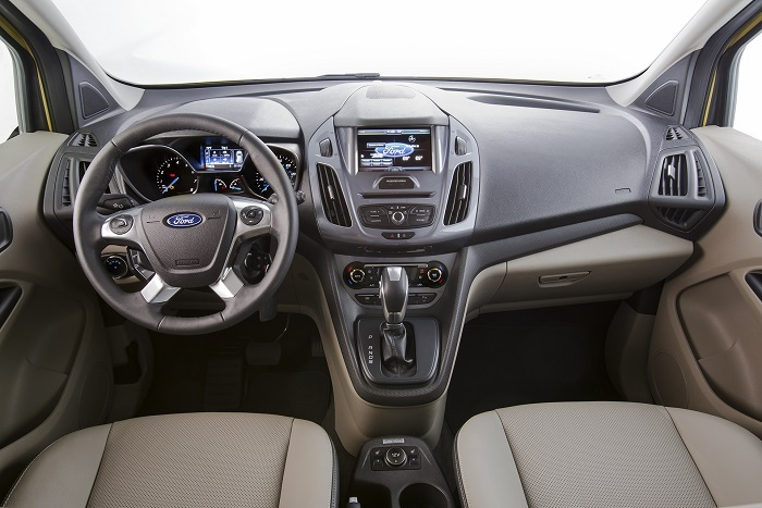 2014 Ford Transit Connect Titanium Wagon Review | Web2Carz