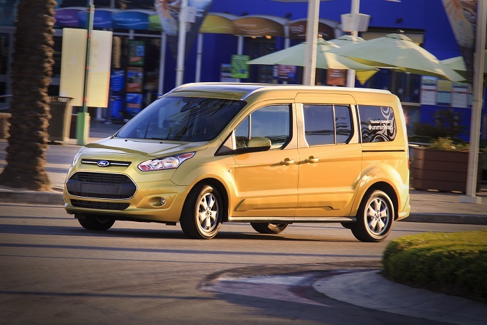 2014 ford transit connect titanium wagon review