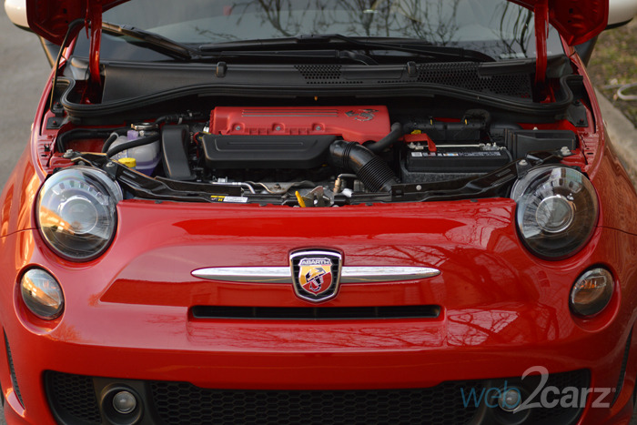 Fiat 500 Automatic Transmission Fluid Change >> 2015 Fiat 500 Abarth Review | Web2Carz