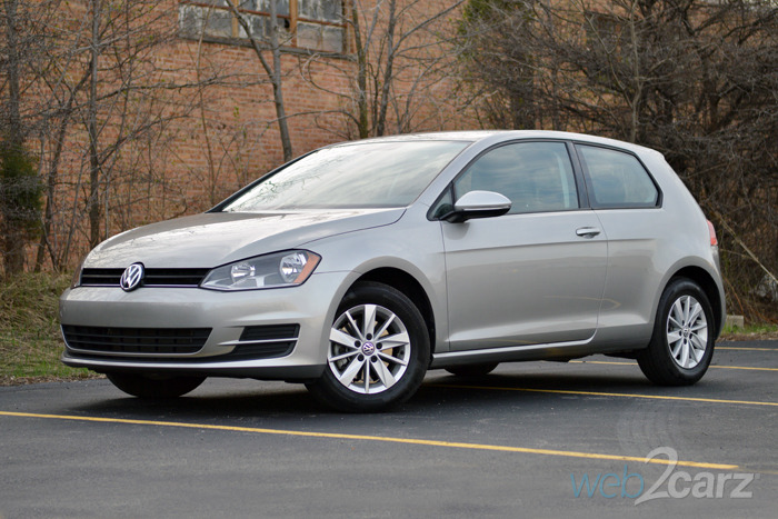 2015 Volkswagen Golf TSI S Review