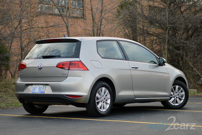 3rd Row Suv For Sale >> 2015 Volkswagen Golf TSI S Review | Web2Carz