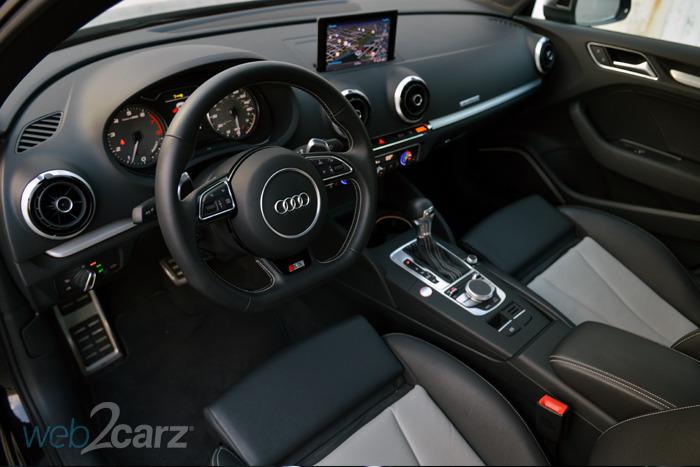 2015 Audi S3 Review