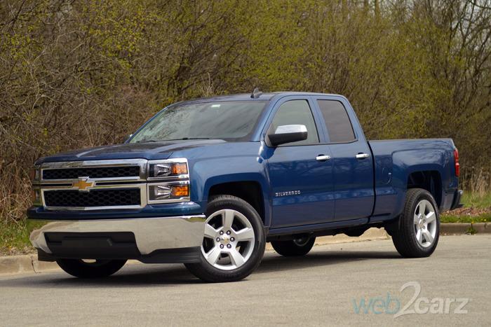 2015 Chevrolet Silverado 1500 2wd Ls Review Web2carz
