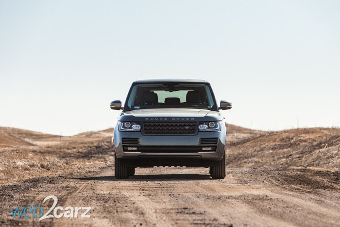 2015 Range Rover HSE Review