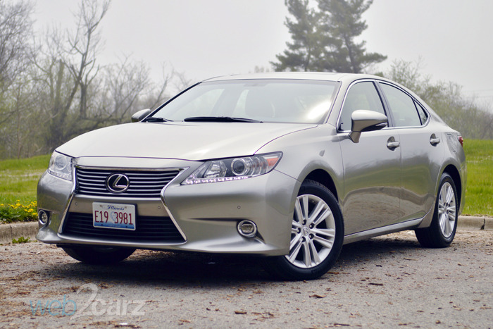 2015 lexus es 350 review web2carz. Black Bedroom Furniture Sets. Home Design Ideas