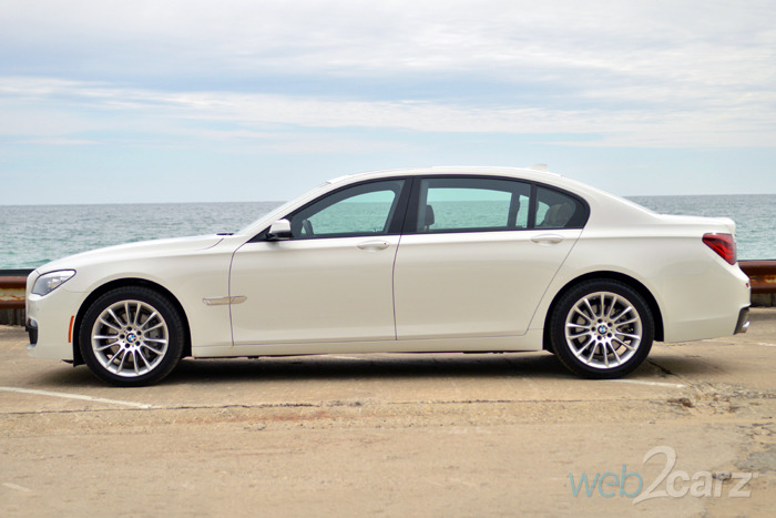 2015 BMW 740Ld xDrive Review