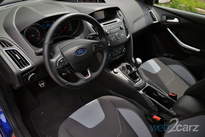 2015 Ford Focus St Review Web2carz