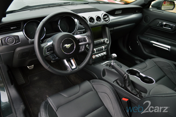 2015 Ford Mustang Gt Premium Review Web2carz