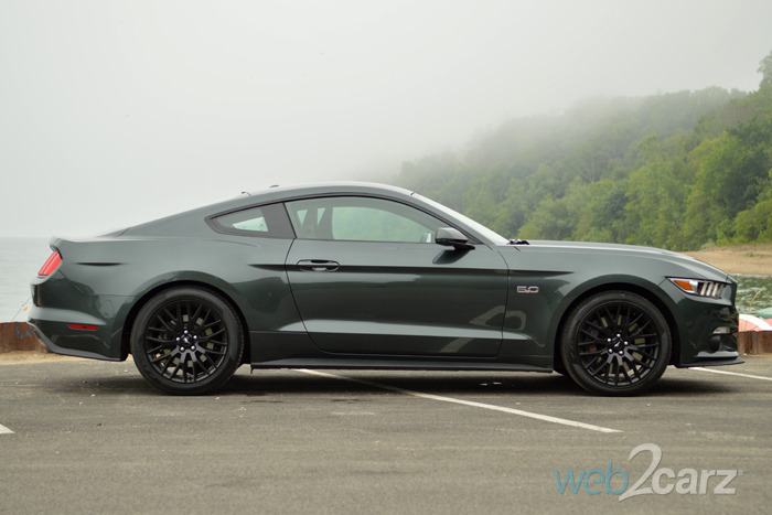 2015 Ford Mustang GT Premium Review | Web2Carz