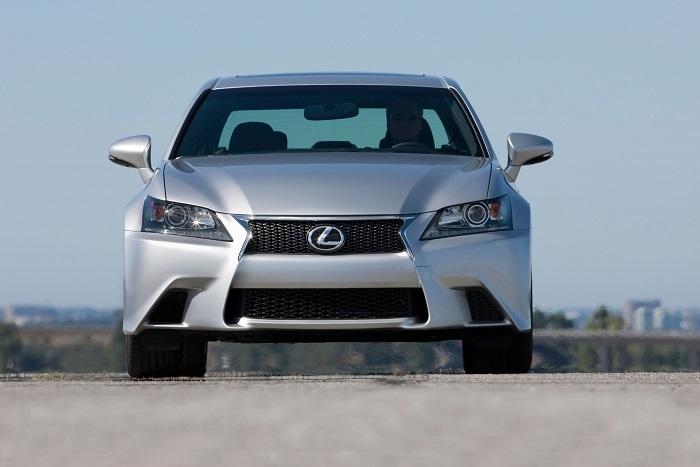 2015 Lexus Gs 350 F Sport Review