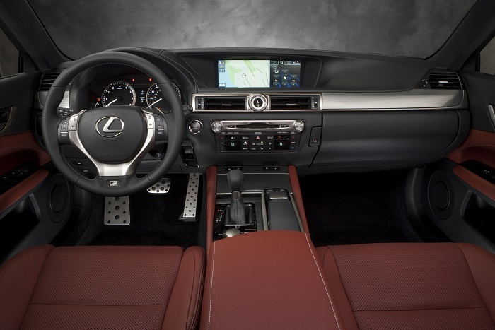 2015 Lexus GS 350 F Sport Review