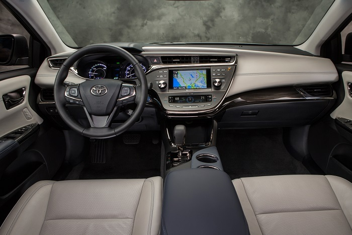 2015 Toyota Avalon Hybrid Xle Premium Review Web2carz