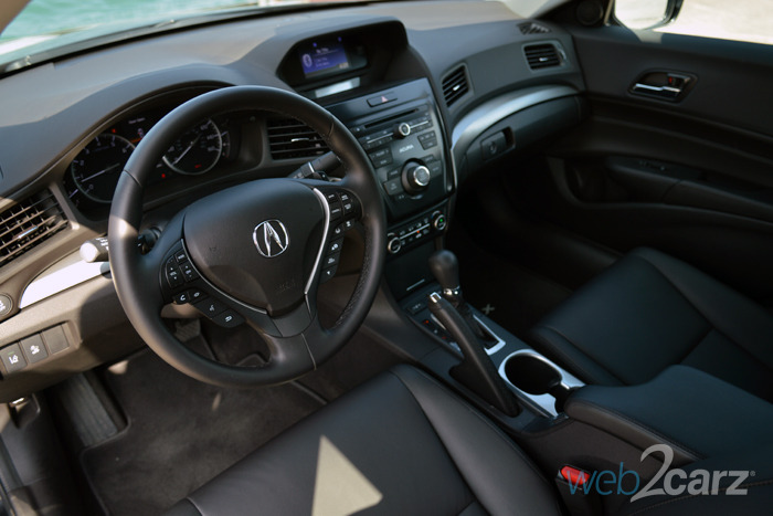 2016 Acura Ilx Review Web2carz