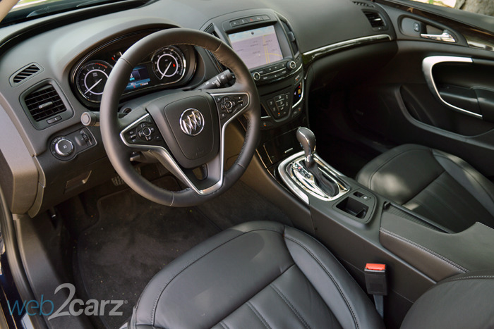 2015 buick regal premium ii group review web2carz. Black Bedroom Furniture Sets. Home Design Ideas