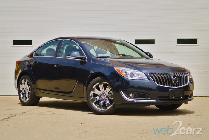 2015 Buick Regal Premium II Group Review