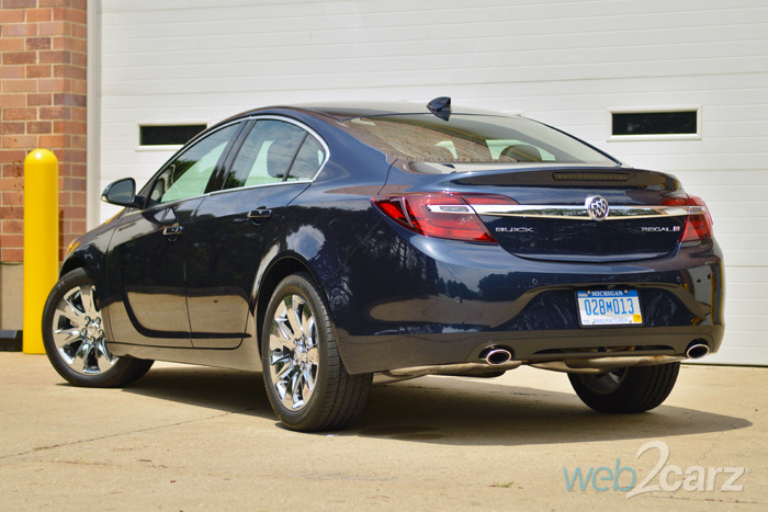 2015 Buick Regal Premium II Group Review | Web2Carz