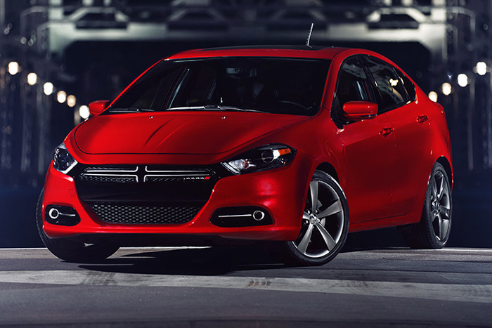 2015 Dodge Dart SXT Rallye Review | Web2Carz