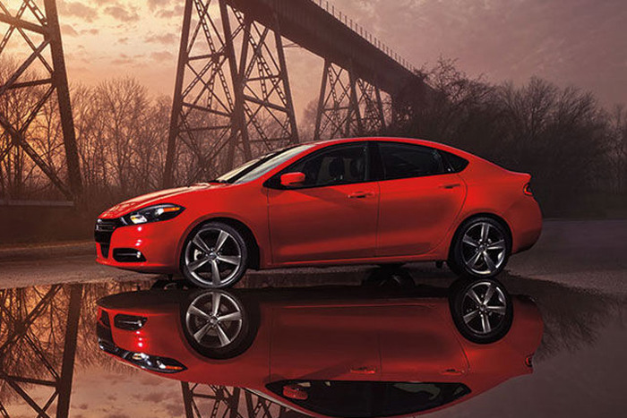2015 Dodge Dart SXT Rallye Review
