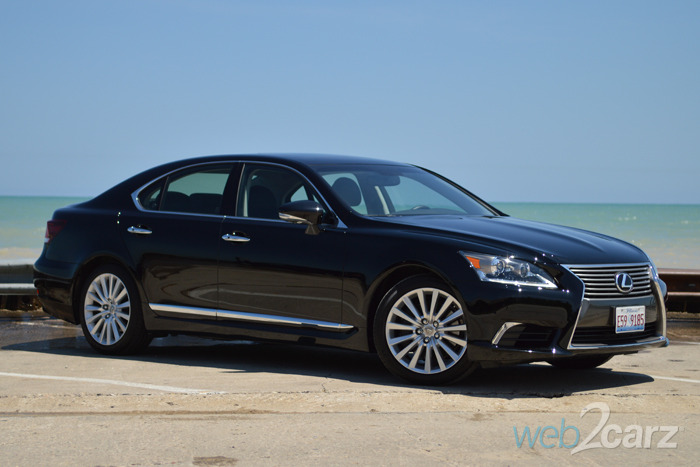 2015 Lexus Ls 460 Review Web2carz