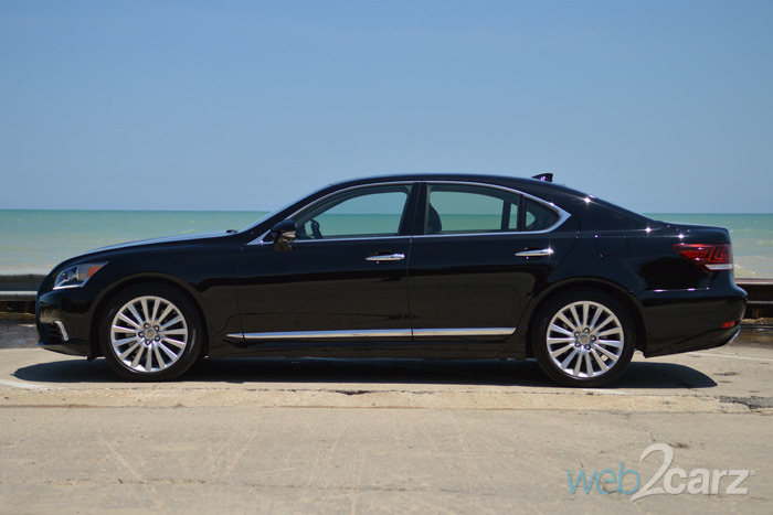 2015 Lexus LS 460 Review