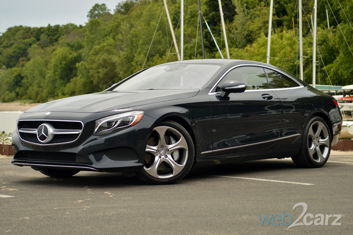 2015 mercedes benz s550 coupe review