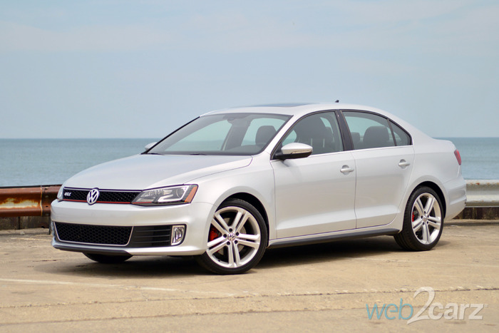 volkswagen jetta gli review webcarz