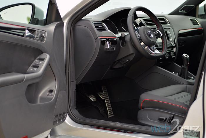 2015 Volkswagen Jetta GLI Review | Web2Carz