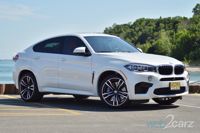 2015 BMW X6M Review | Web2Carz