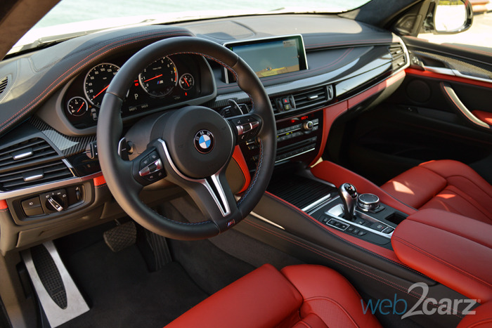 2015 Bmw X6m Review Web2carz