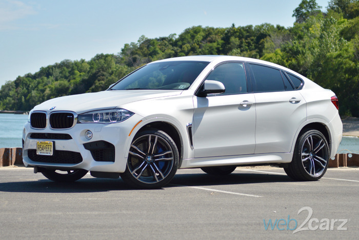 2015 BMW X6M Review | Web2Carz