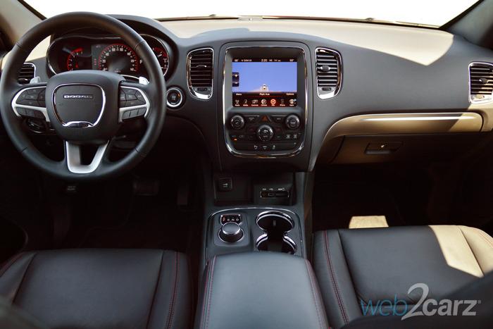 2015 Dodge Durango R T Blacktop Awd Web2carz