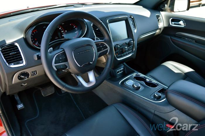 Dodge Durango Citadel >> 2015 Dodge Durango R/T Blacktop AWD | Web2Carz