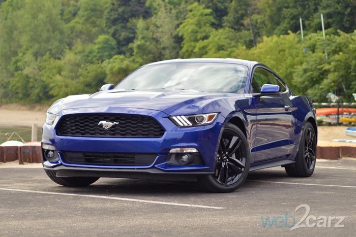 Green Country Auto Sales >> 2015 Mustang EcoBoost Premium Review | Web2Carz