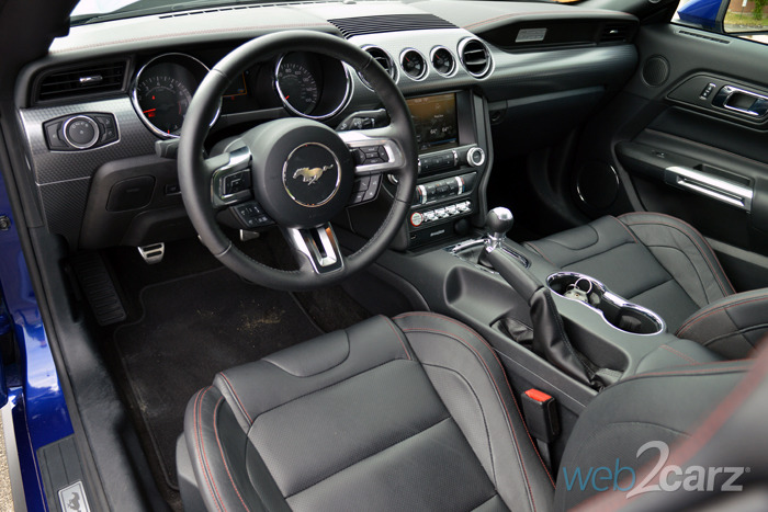 2015 Mustang Ecoboost Premium Review