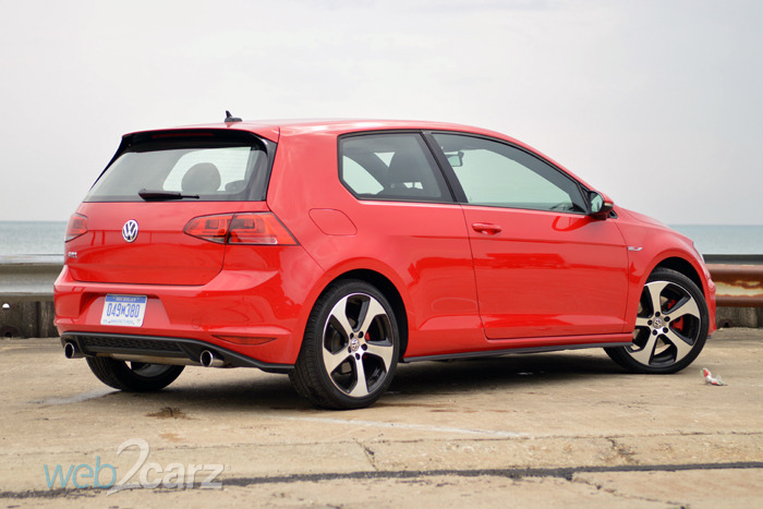 2015 Volkswagen Golf GTI S Review
