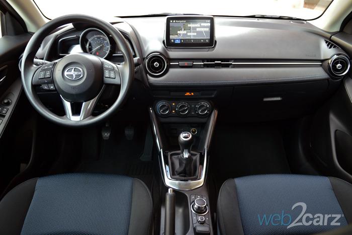 Best Value Auto >> FIRST DRIVE: 2016 Scion iA | Web2Carz