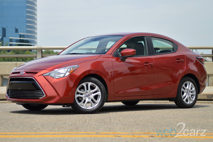 FIRST DRIVE: 2016 Scion iA