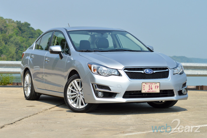 2015 Subaru Impreza 2.0i Limited Review