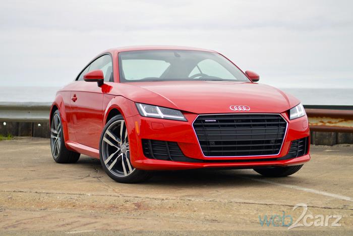 2016 Audi TT 2.0 T Review