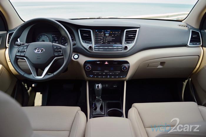 2016 Hyundai Tucson Limited Awd Review Web2carz