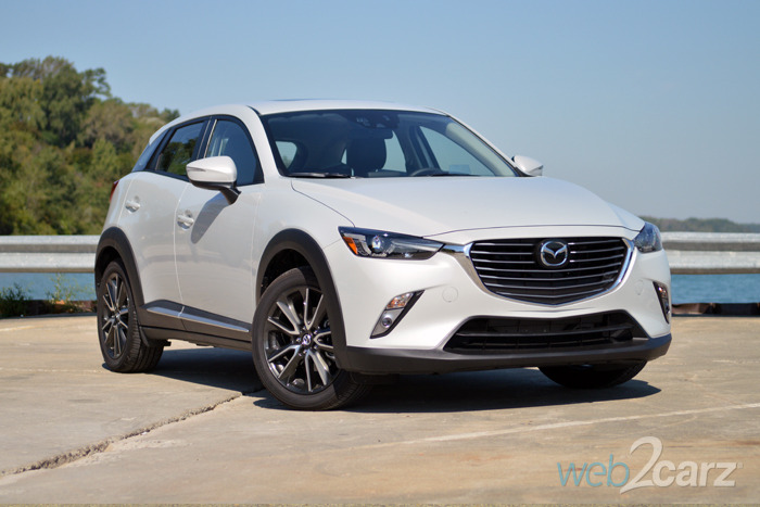2016 Mazda CX-3 Touring Review