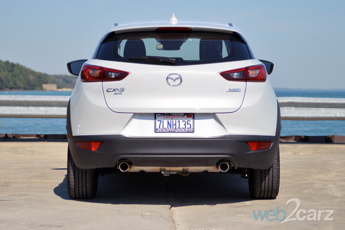 2016 Mazda Cx 3 Touring Review Web2carz